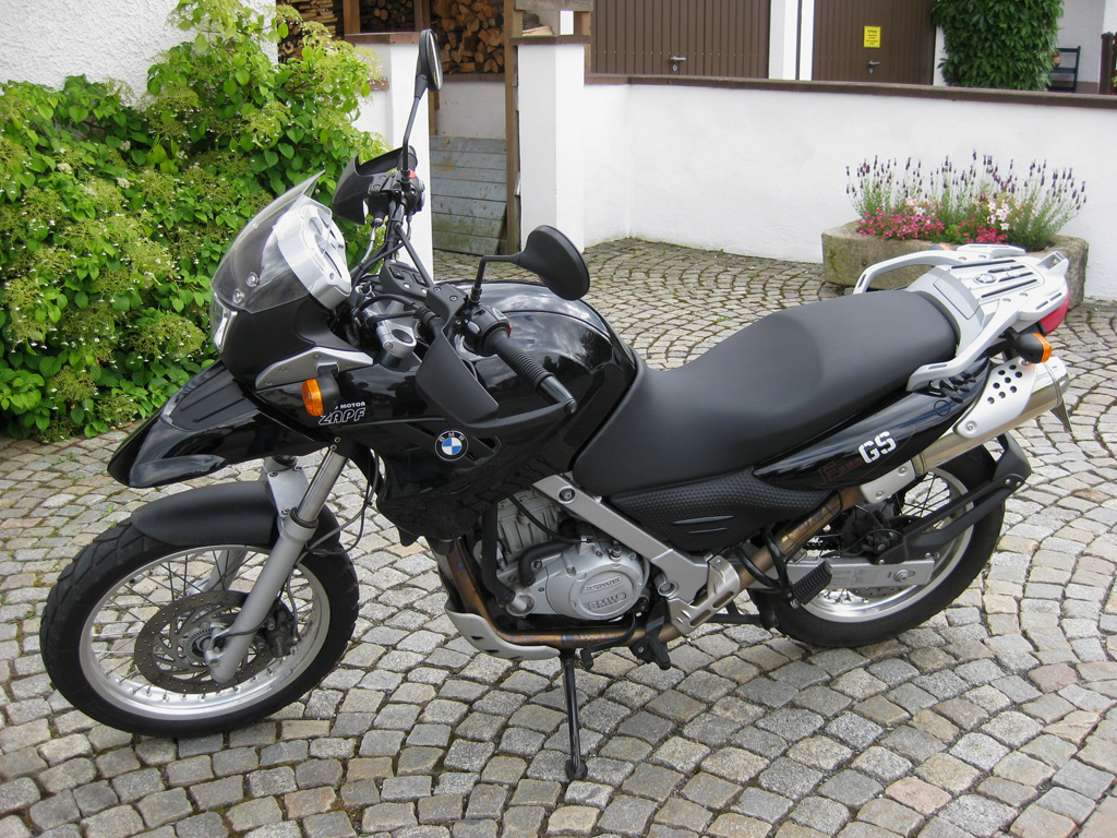 Bmw f650gs photo - 2
