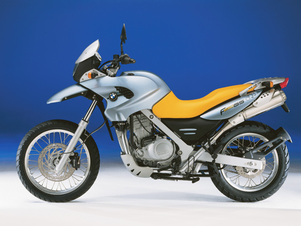 Bmw f650gs photo - 3