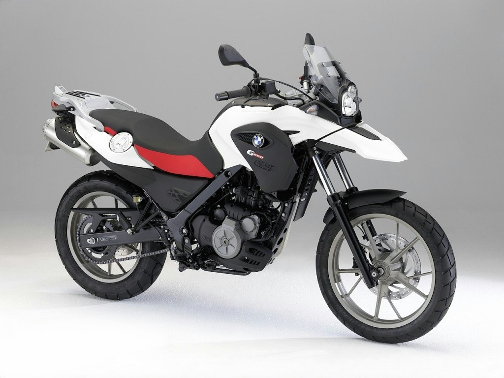 Bmw f650gs photo - 4