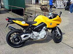 Bmw f800st photo - 2