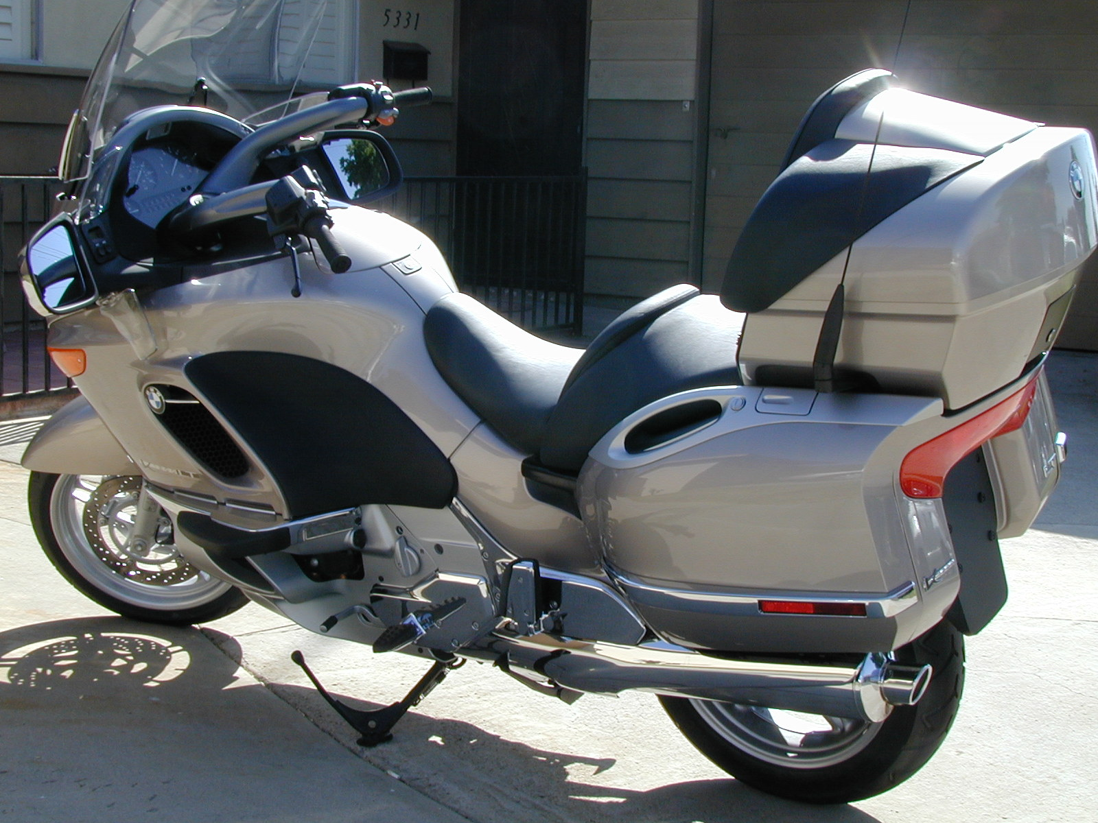 Bmw k1200lt photo - 1