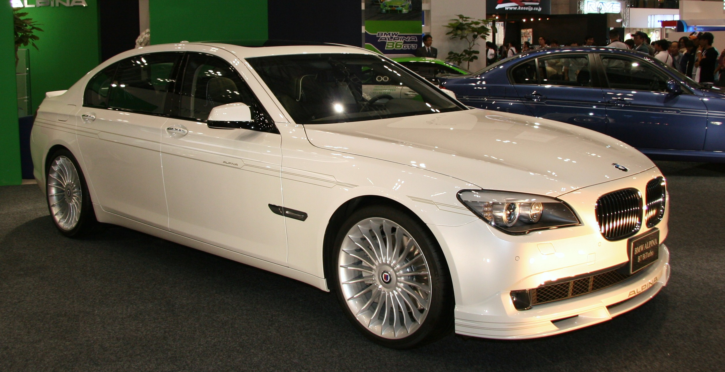Bmw limousine photo - 2