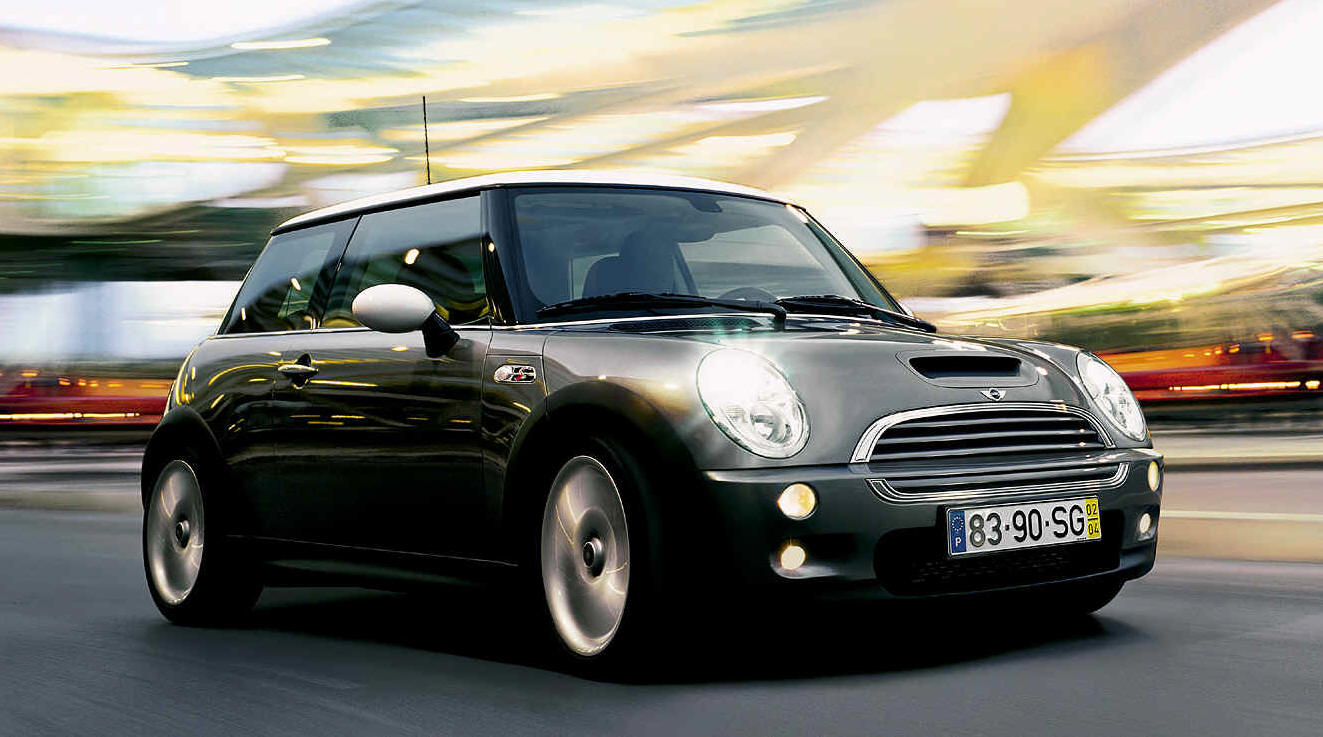 Bmw mini photo - 2