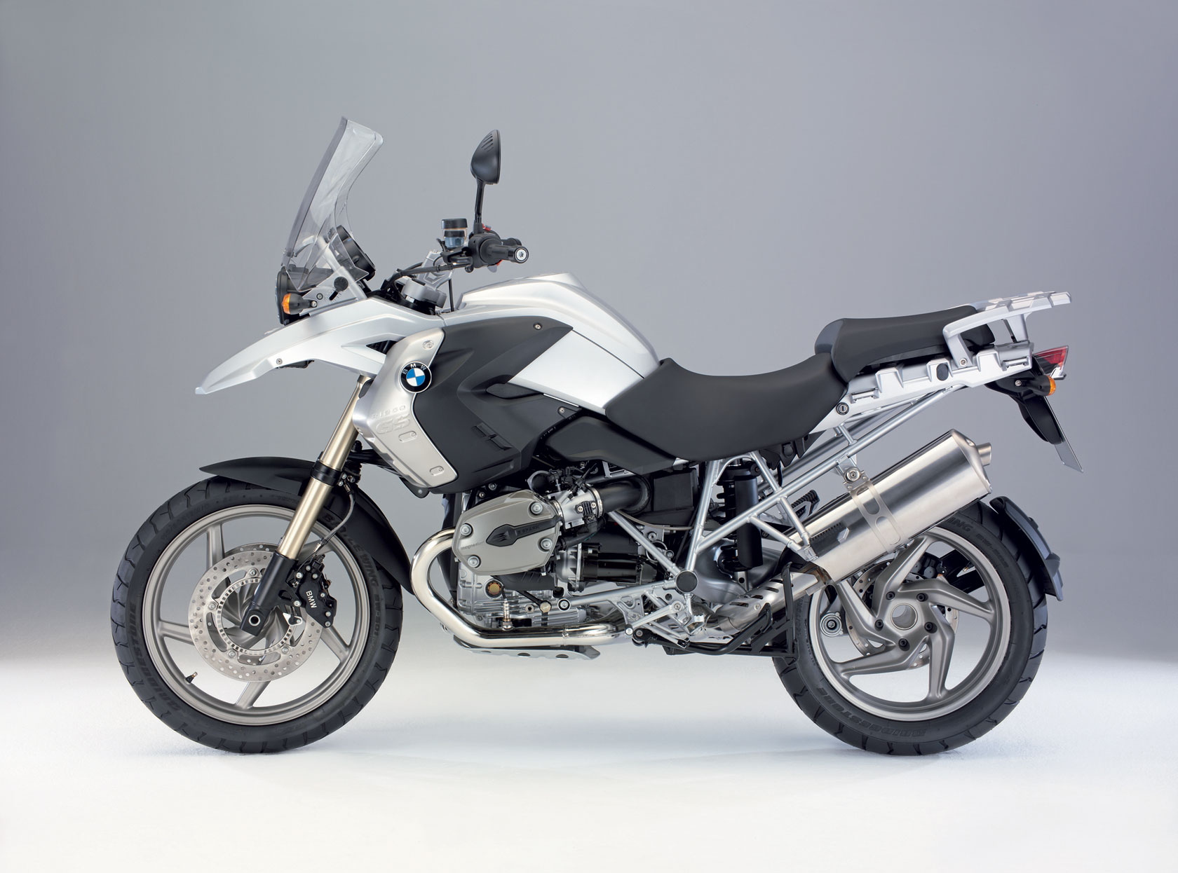 Bmw r1200gs photo - 1