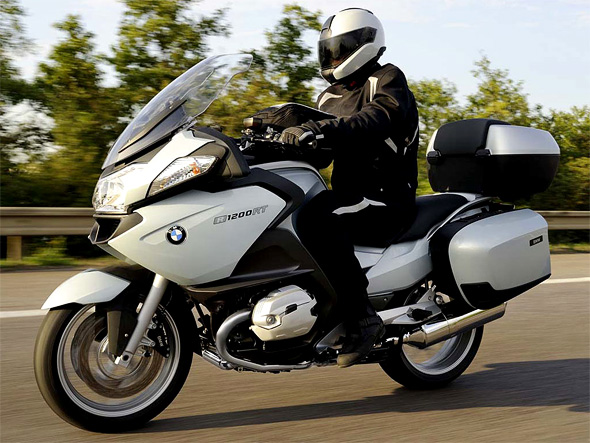 Bmw r1200rt photo - 4