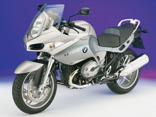 Bmw r1200st photo - 2