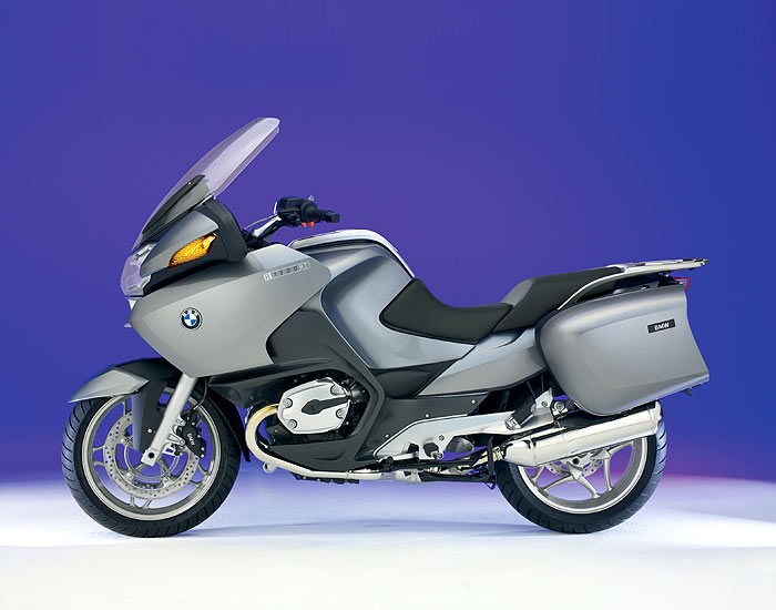 Bmw r1200st photo - 3