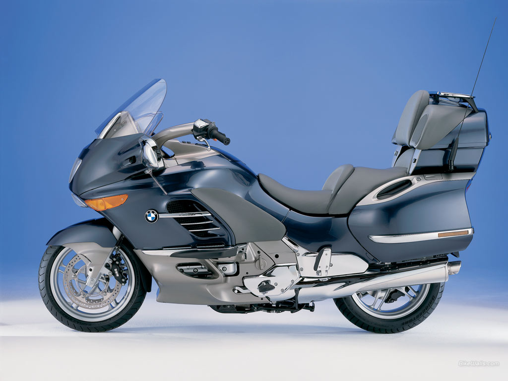 Bmw r1200st photo - 4