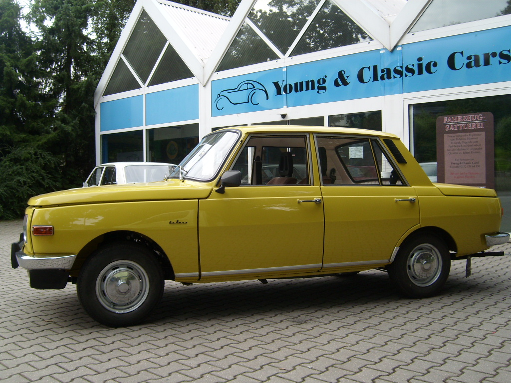 Bmw wartburg photo - 3