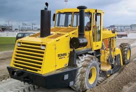 Bomag recycler photo - 3