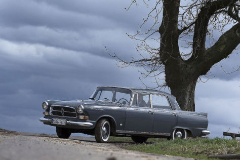 Borgward 100 photo - 1