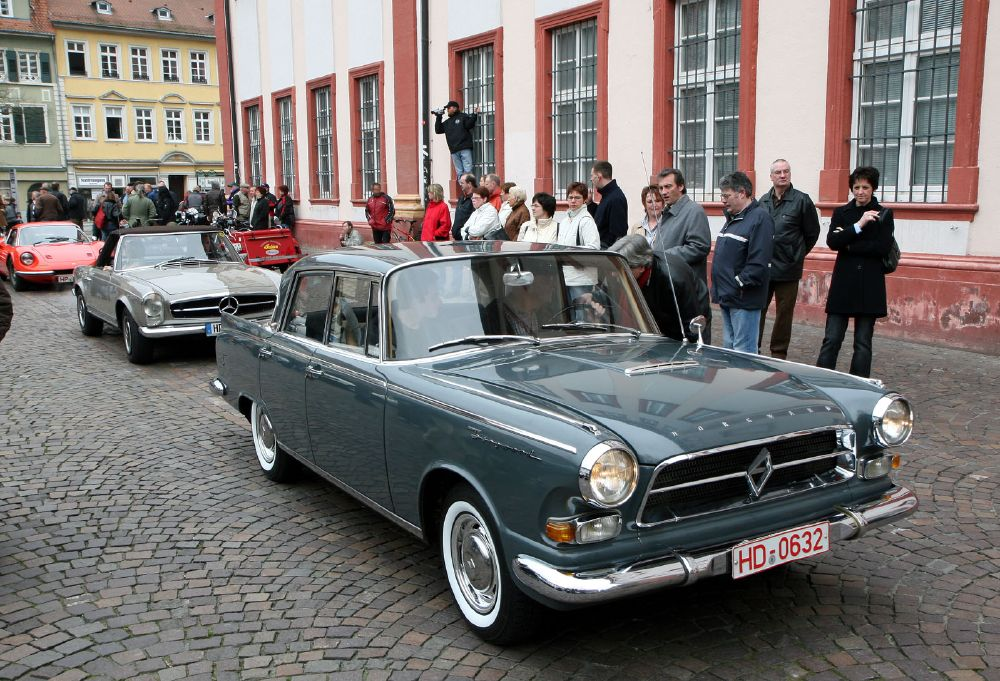 Borgward 100 photo - 3