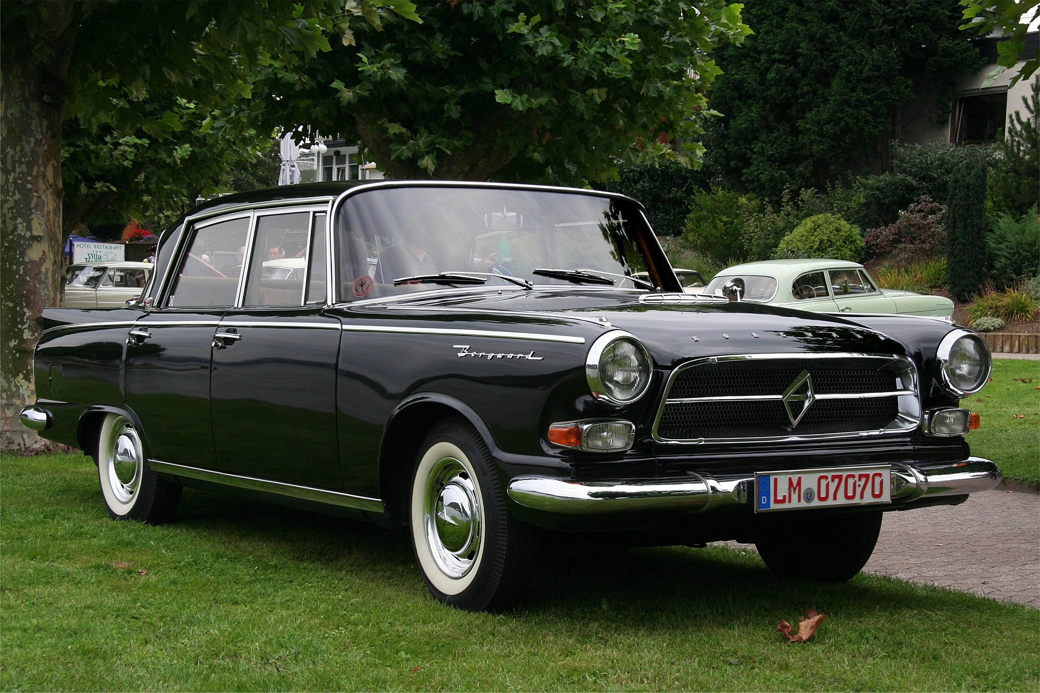 Borgward 100 photo - 4