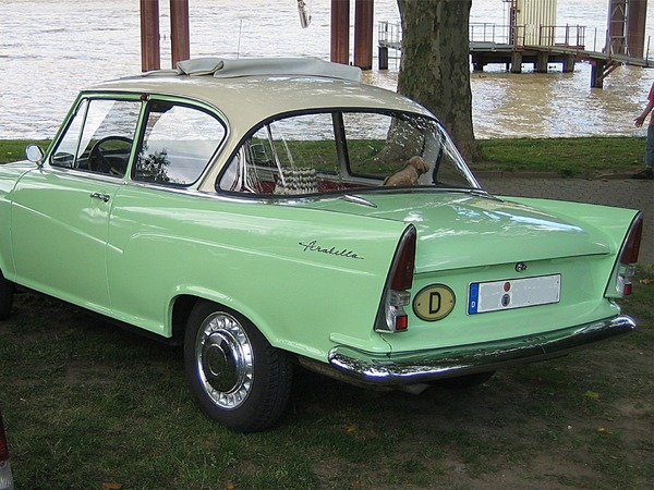 Borgward arabella photo - 1