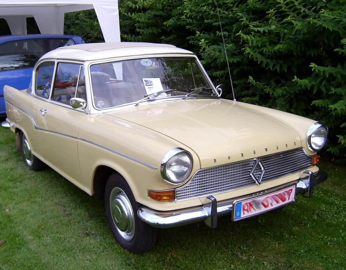 Borgward arabella photo - 2