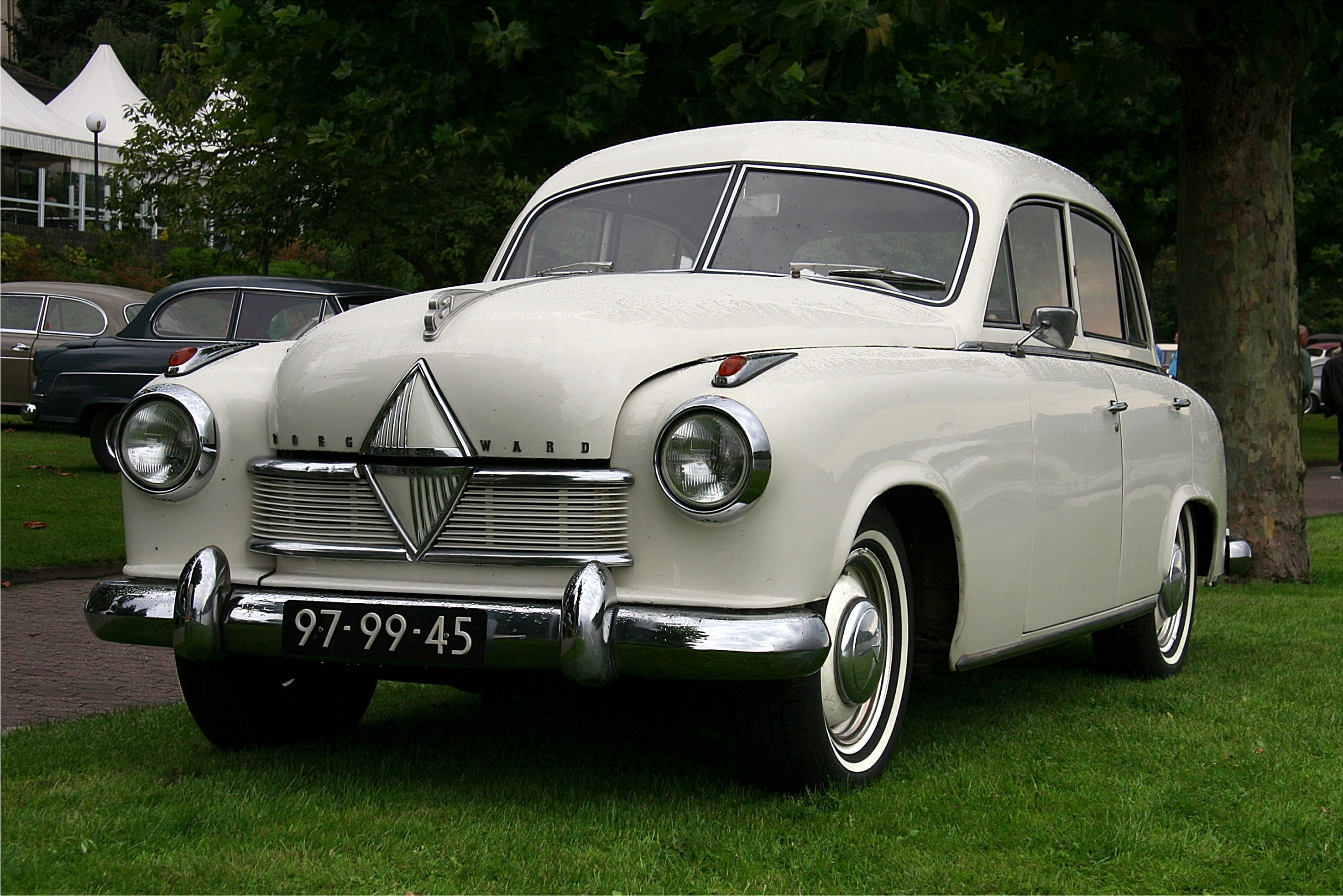 Borgward hansa photo - 1