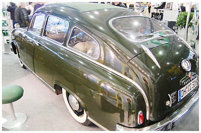 Borgward hansa photo - 3