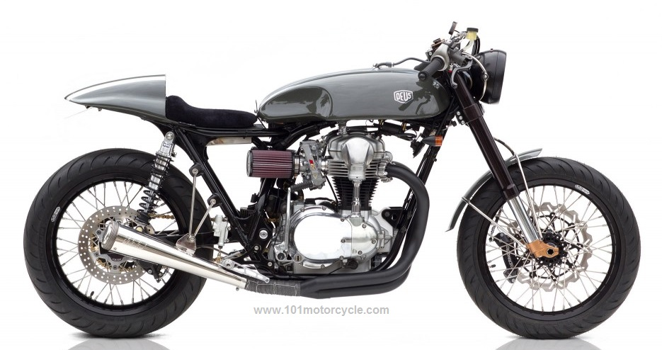 Borile b500cr photo - 2
