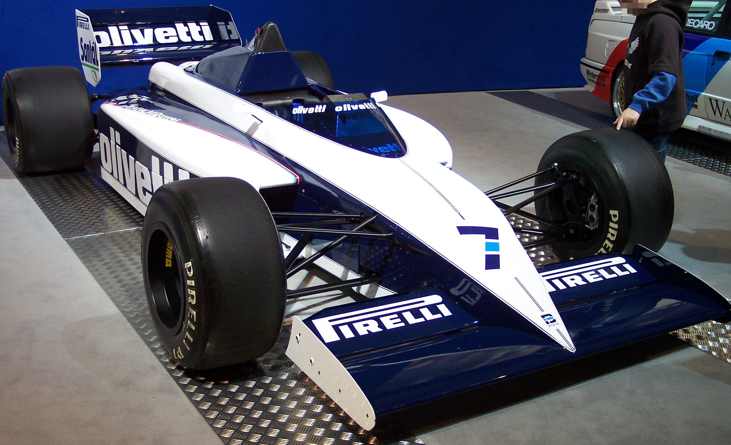 Brabham bt photo - 3