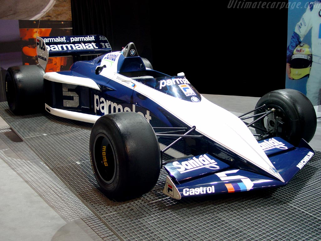 Brabham bt photo - 4