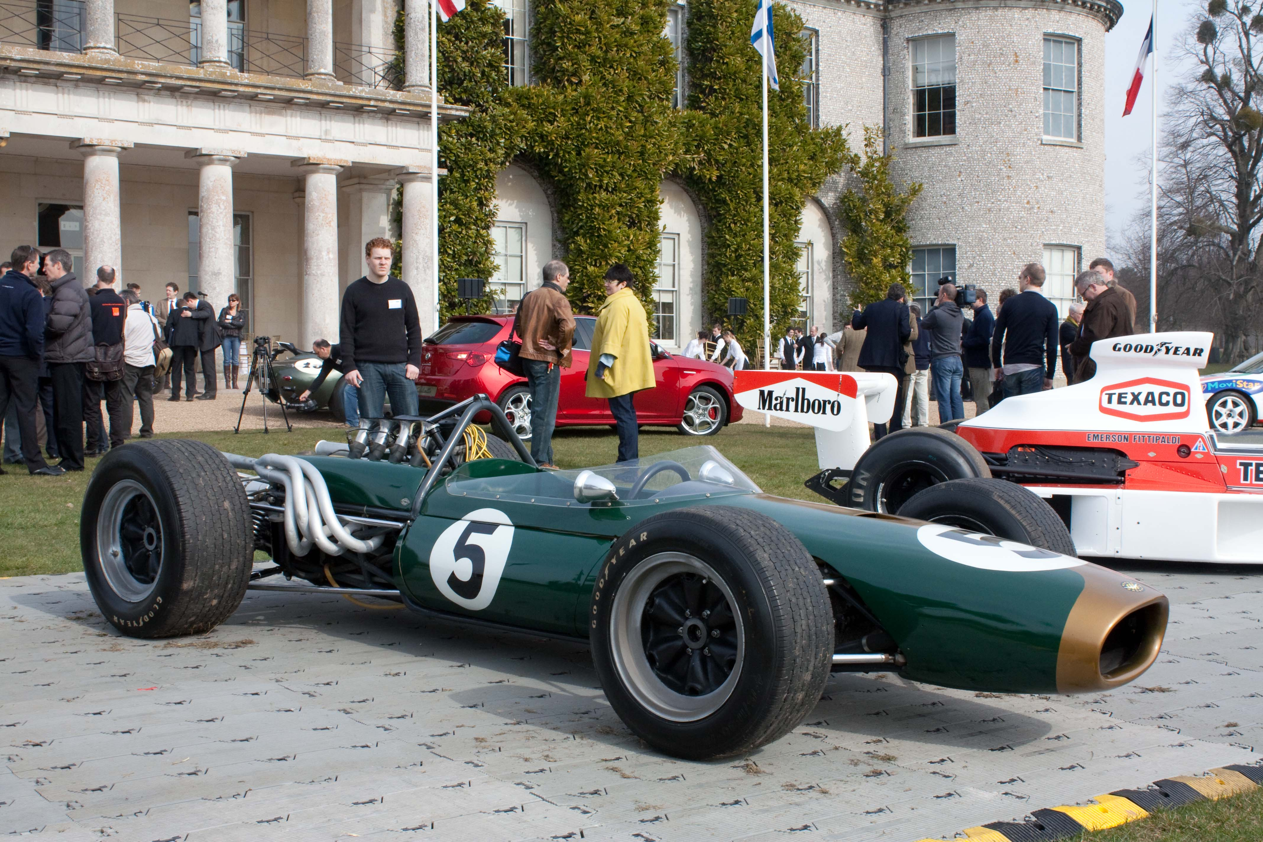 Brabham bt20 photo - 1