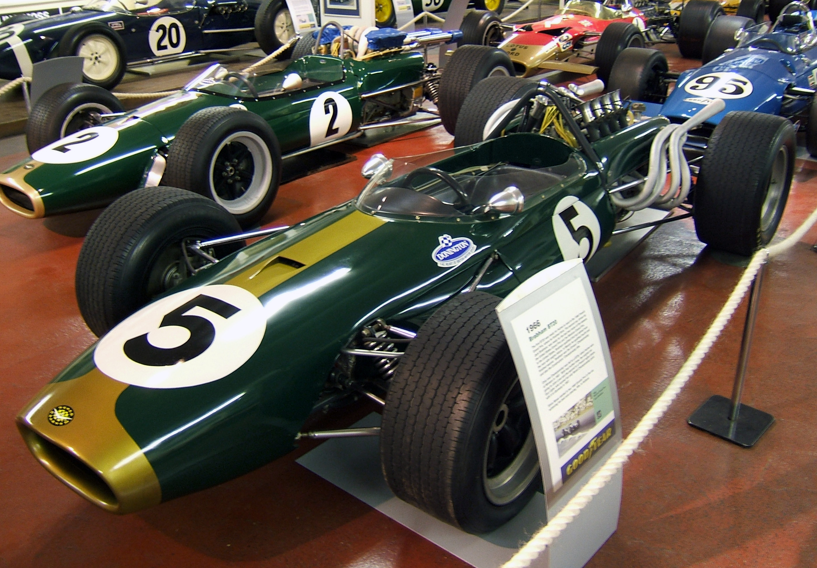 Brabham bt20 photo - 2