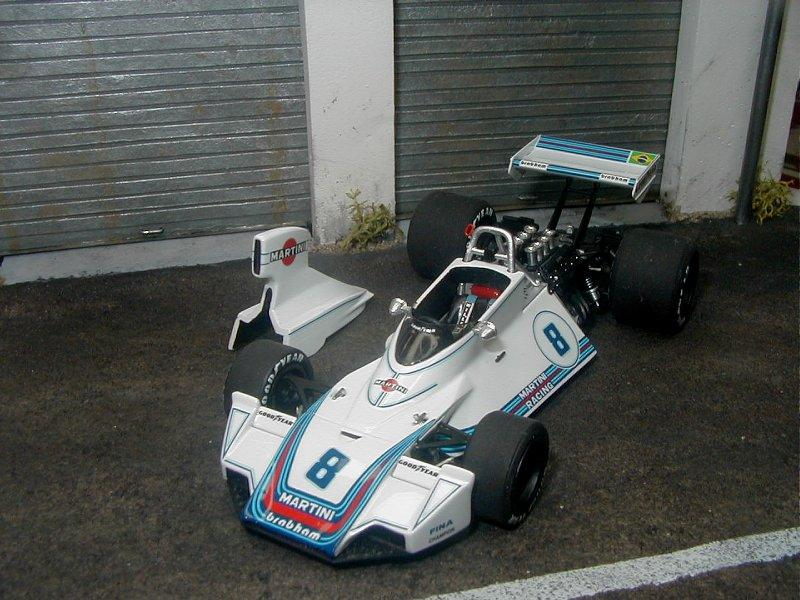 Brabham ford photo - 1