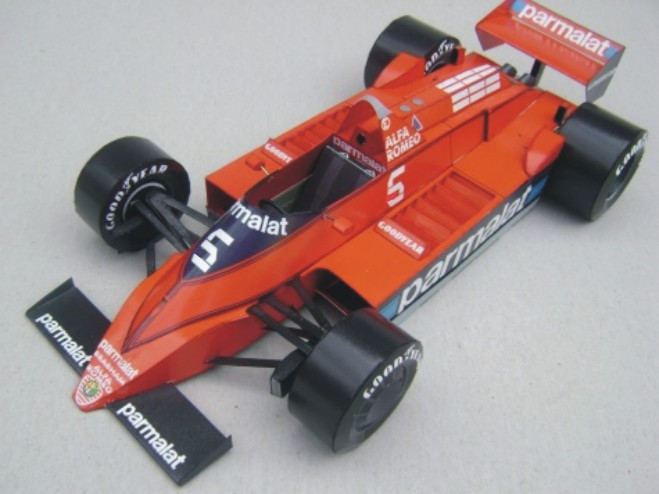 Brabham ford photo - 3