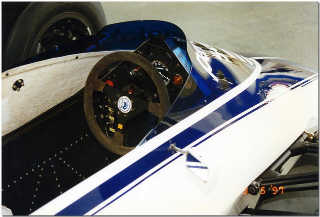 Brabham ford photo - 4