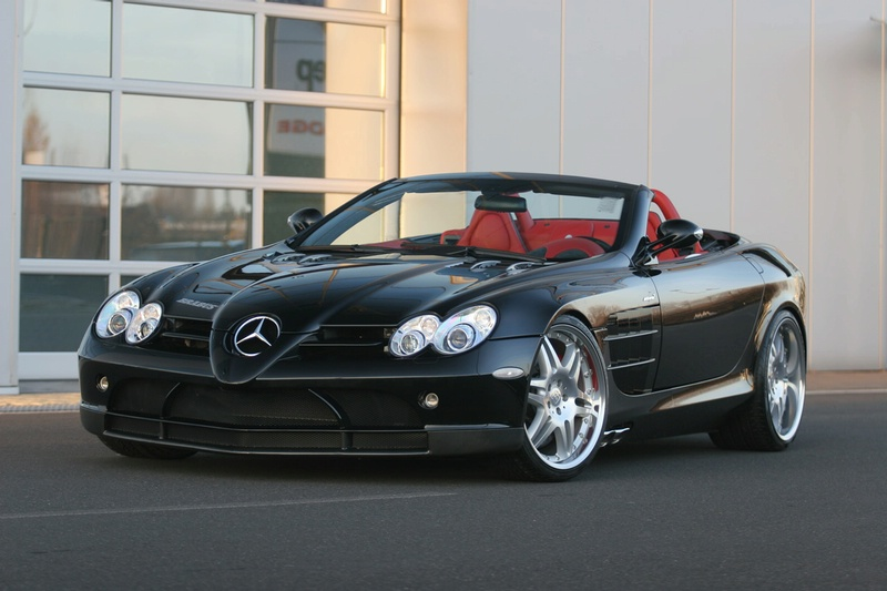 Brabus roadster photo - 2