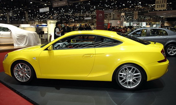 Brilliance coupe photo - 1