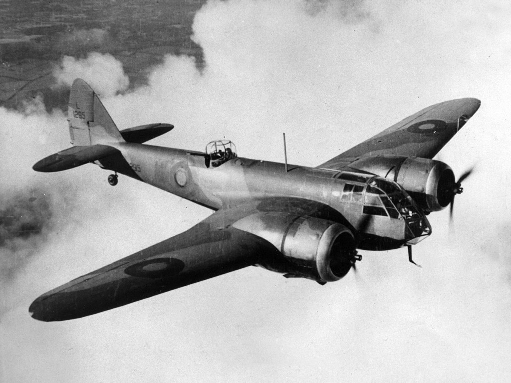 Bristol blenheim photo - 1