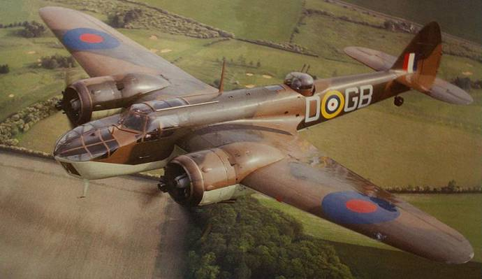 Bristol blenheim photo - 4