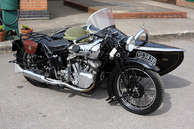 Brough superior 11-50 photo - 3