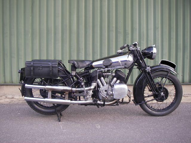 Brough superior 11-50 photo - 4