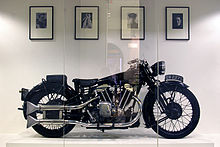Brough superior 680 photo - 3