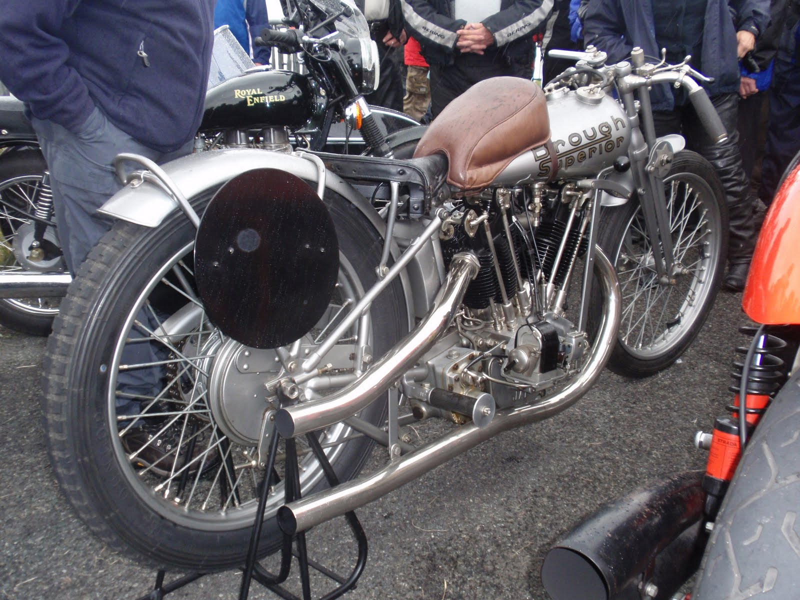 Brough superior ss photo - 1