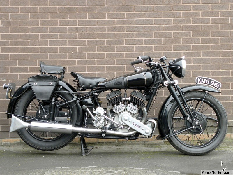 Brough superior ss photo - 3