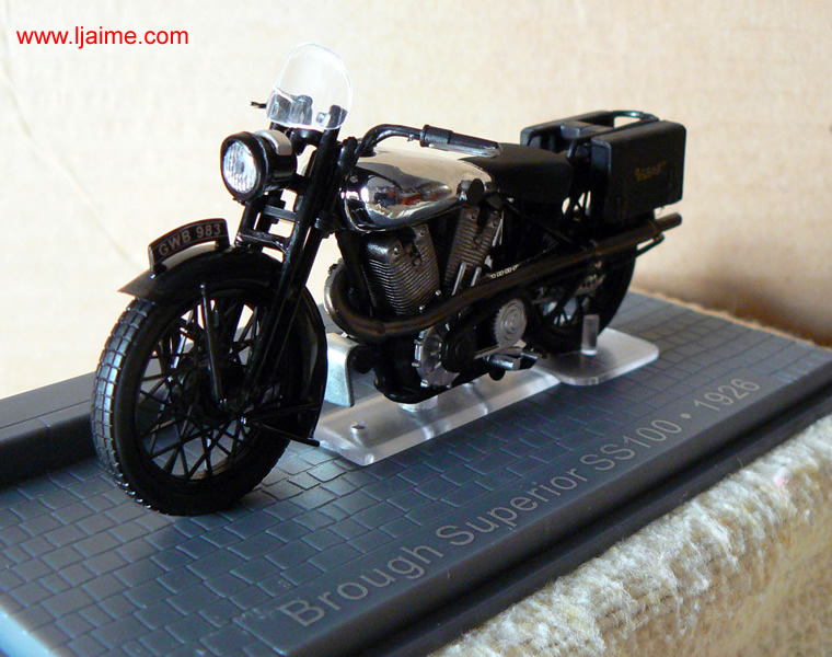 Brough superior ss photo - 4