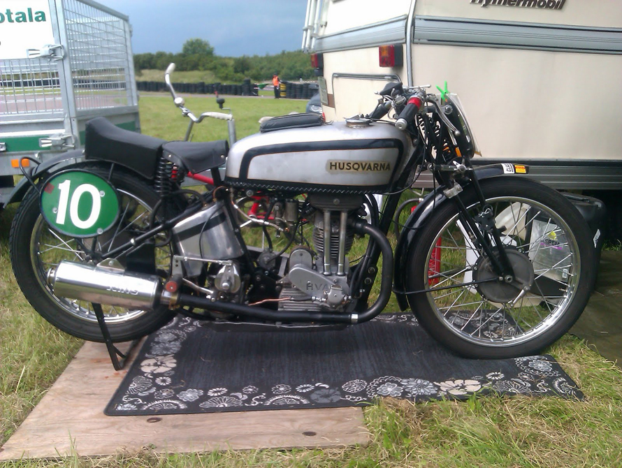 Bsa b-series photo - 1