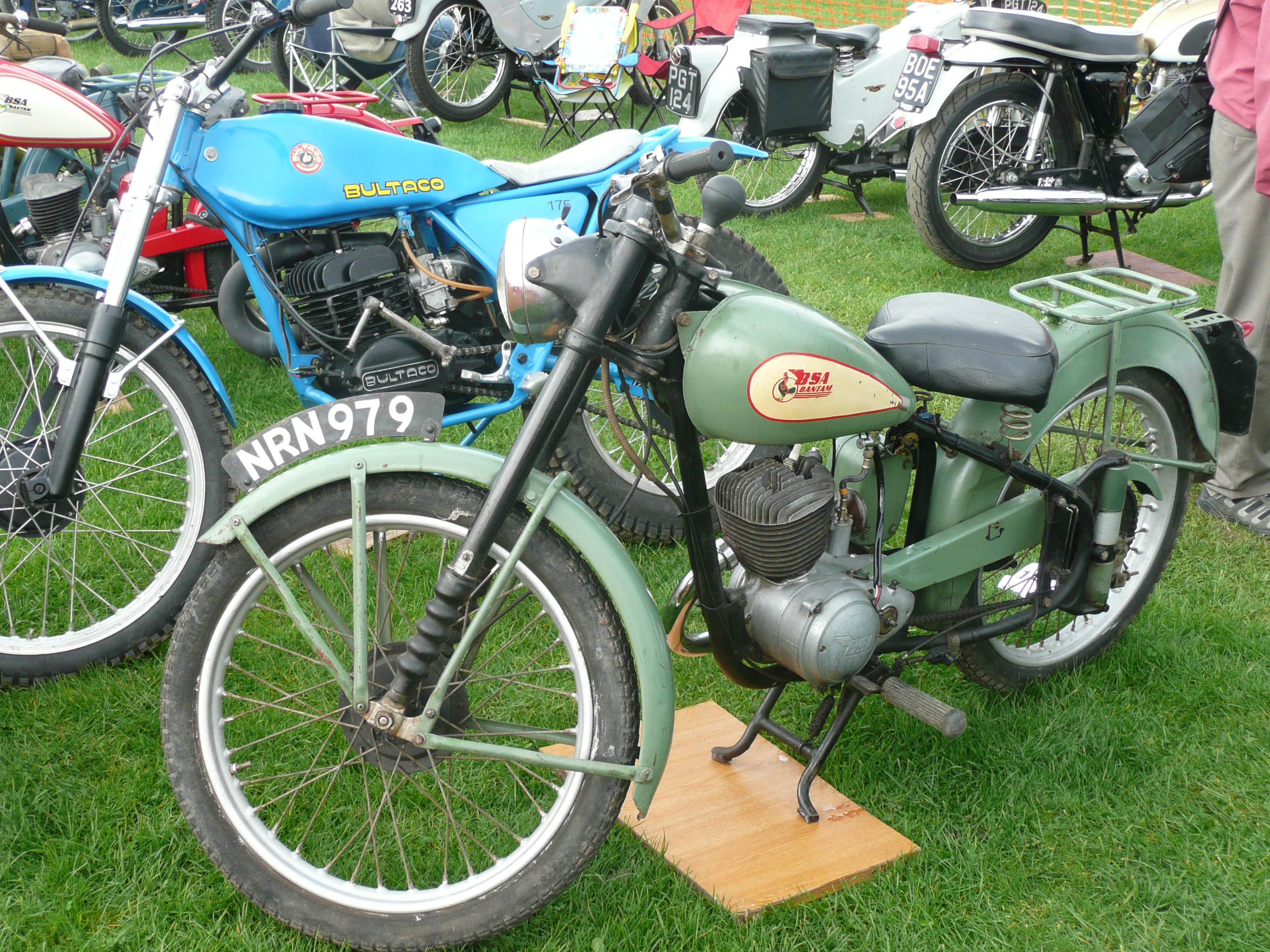 Bsa bantam photo - 1