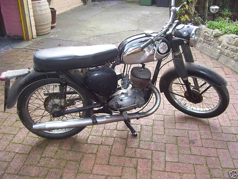 Bsa bantam photo - 4