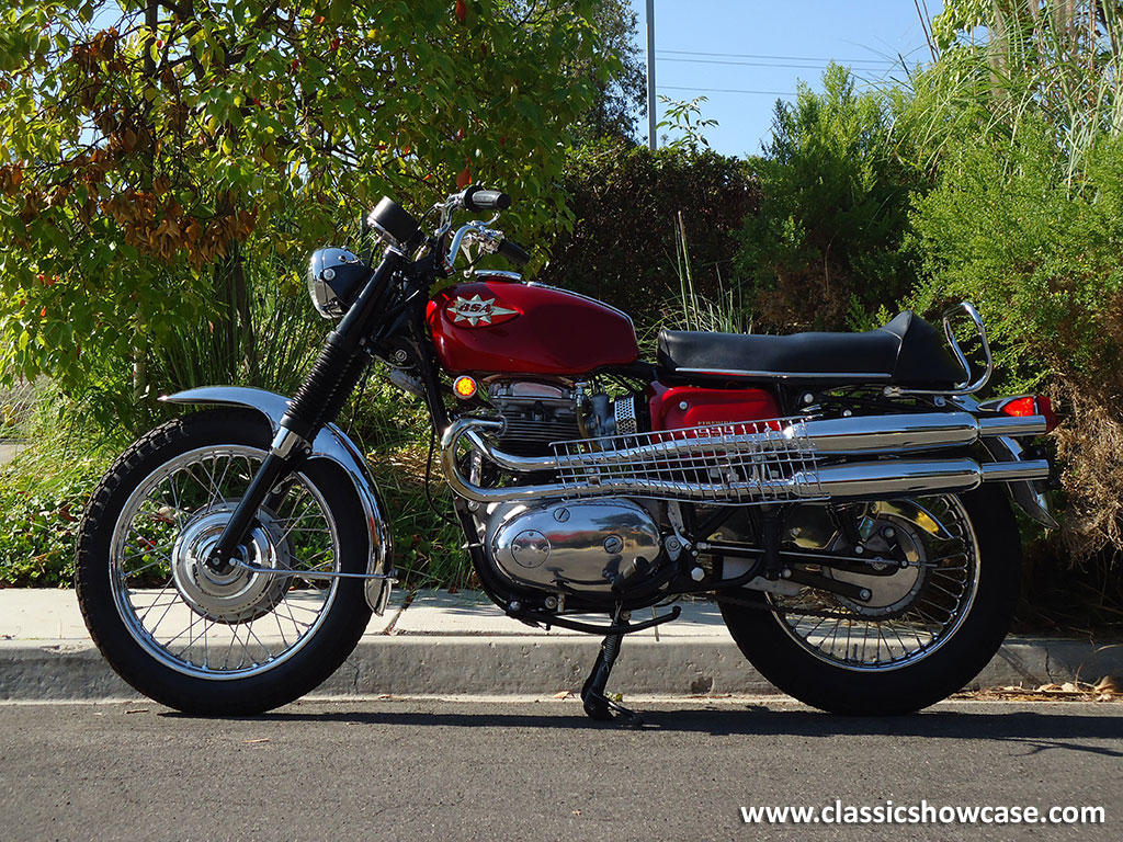 Bsa firebird photo - 3