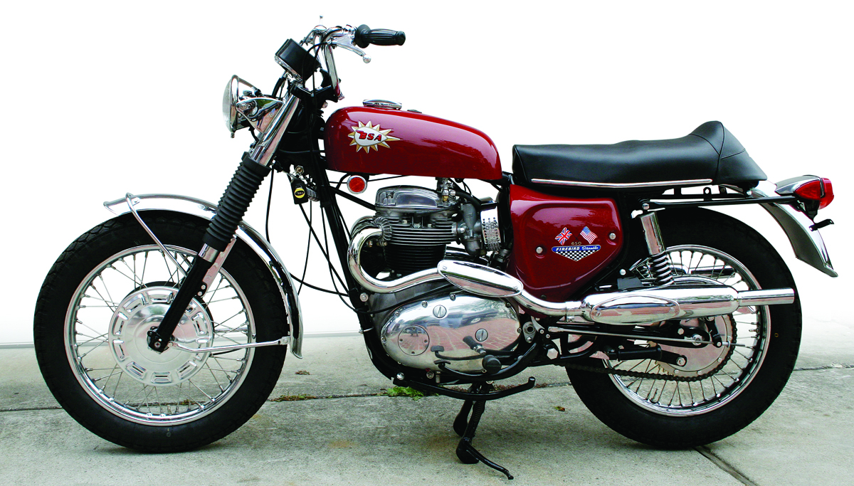 Bsa firebird photo - 4