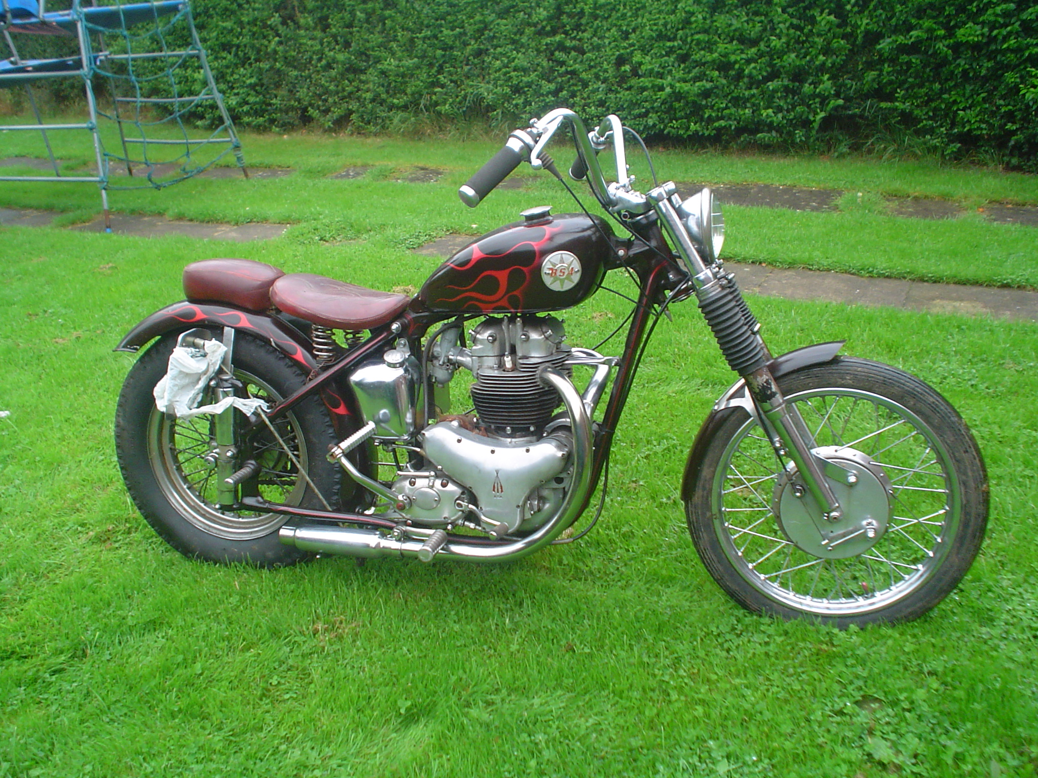 Bsa golden photo - 1