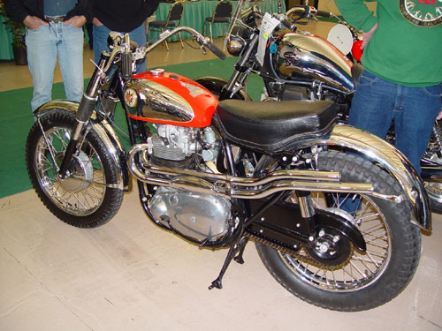 Bsa rocket photo - 4