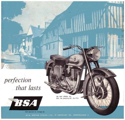 Bsa royal photo - 1