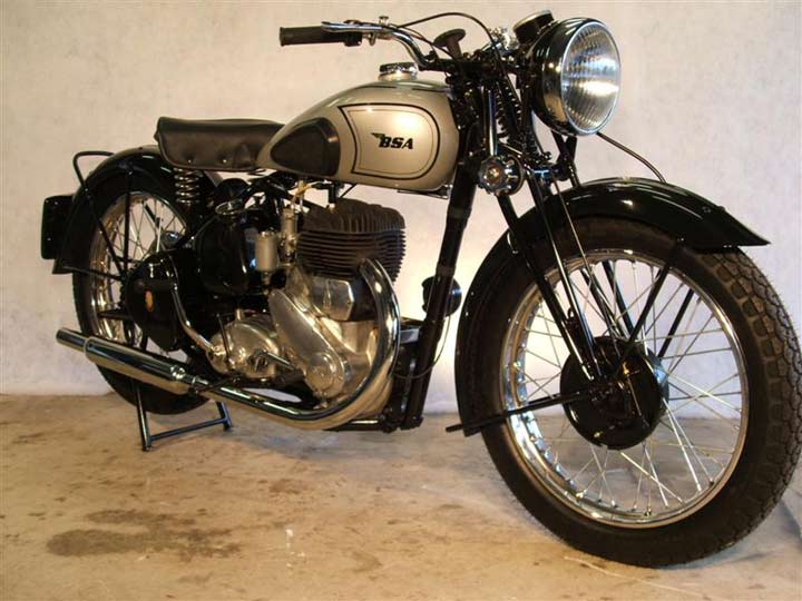 Bsa royal photo - 4