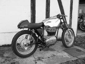 Bsa sunbeam photo - 4