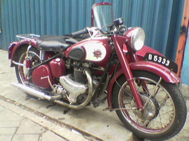 Bsa twin photo - 4